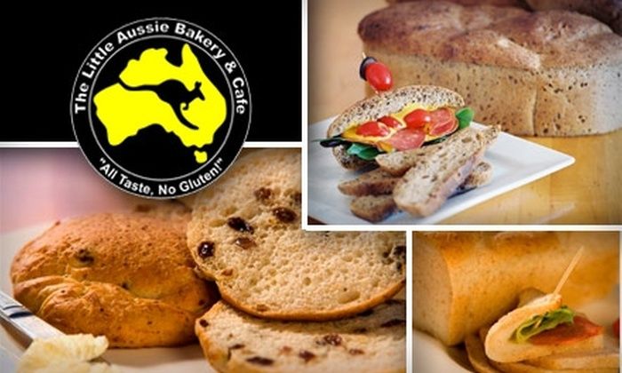 Little Aussie Bakery - Mahncke Park: $10 for $25 Worth of Gluten-Free Goods at The Little Aussie Bakery & Café