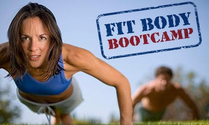Fit Body Boot Camp Beachwood - Beachwood: $25 for Five Boot-Camp Classes at Fit Body Boot Camp Beachwood