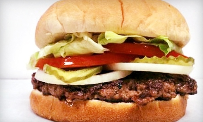 Flaco's Burgers & Tacos - Judson: $5 for $10 Worth of Burgers and Mexican Fare at Flaco's Burgers & Tacos in Live Oak
