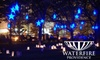 """WaterFire Providence - Fox Point: $10 to Make a Wish Upon a Star and Light Two Luminaria at WaterFire's """"Starry, Starry Night"""""""