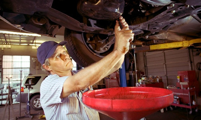 Jeff's Motorcars of Wadsworth - Wadsworth: Two or Four Oil-Change Packages at Jeff's Motorcars of Wadsworth (76% Off)