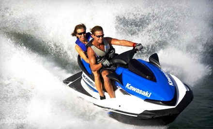 2-Hour Jet-Ski Tour for 2 (a $266.56 value, including HST) - Vancouver Water Adventures in Vancouver