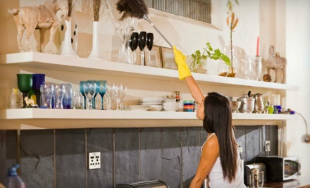 One 2-Hour Housecleaning Session (a $70 value) - Advanced Cleaning in
