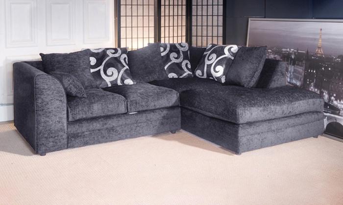 Zina Sofa Collection Groupon Goods