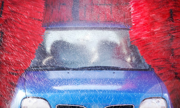 Johnny Boy's Car Wash - Wellington Heights: Full-Service Car Wash or One or Three Primo Car Wash Packages at Johnny Boy's Car Wash (Up to 58% Off)