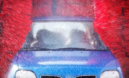 One Full-Service Car Wash (a $12 value) - Johnny Boy's Car Wash in Cedar Rapids