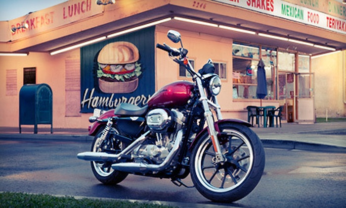 Iron Steed Harley-Davidson - Vacaville: Motorcycle Rentals and Rider Courses at Iron Steed Harley-Davidson in Vacaville (Up to 55% Off). Five Options Available.