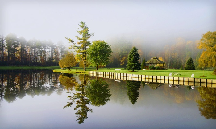 Chetola Mountain Resort - Blowing Rock, NC: One- or Two-Night Stay at Chetola Mountain Resort in Blowing Rock, NC. Six Options Available.