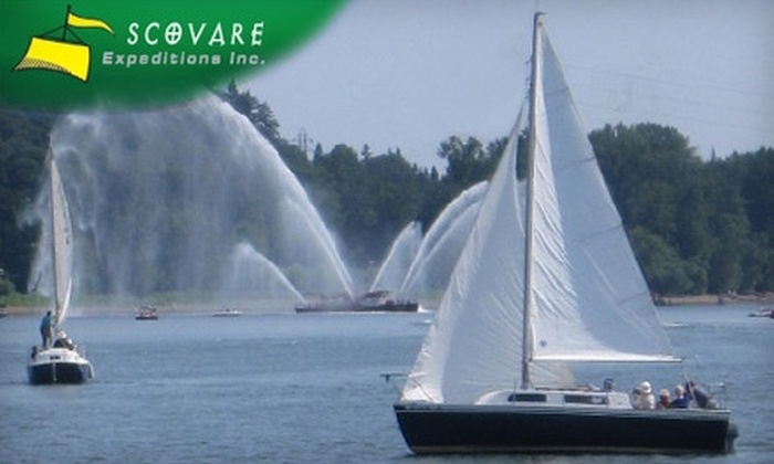Scovare Expeditions - Corbet - Terwilliger - Lair Hill: $48 for a 90-Minute Sailing Tour for Two from Scovare Expeditions ($96 Value)