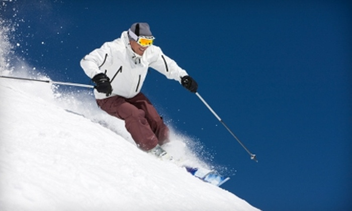 Arctic Valley - Anchorage: $16 for One Adult Sunday or Saturday Ski-Lift Ticket to Arctic Valley (Up to $32 Value)