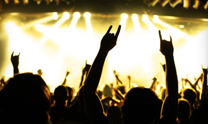 Guns N' Roses - Rosemont: One Ticket to See Guns N' Roses at Allstate Arena in Rosemont on November 15 at 9 p.m. (Up to $51.20 Value)