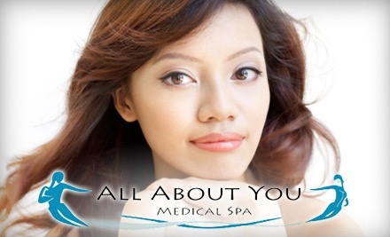 All About You Medical Spa: Macrodermabrasion - All About You Medical Spa in Anchorage