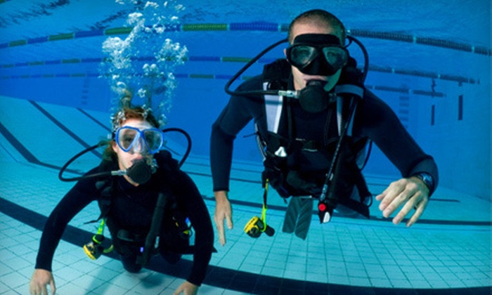 Dive Utah - Holladay: $10 for a Discover Scuba Class at Dive Utah in Holladay ($25 Value)