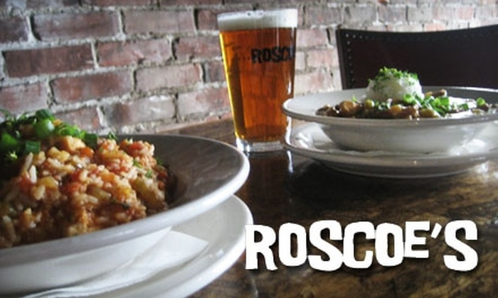 Roscoe's - Montavilla: $10 for $20 Worth of Southern Fare and Drinks at Roscoe's