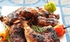 The Jerk Hut - The Walk at Mars Hill: $12 for $20 Worth of Caribbean Cuisine at The Jerk Hut