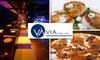 Via - Buckhead Village: $50 Worth of Modern Italian Food & Drinks at Via