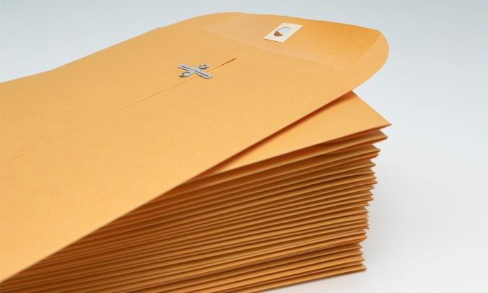 Patterson Courier Services LLC - Union City: $16 for $30 Worth of Mailing Supplies — Patterson Courier Services LLC