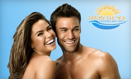 Tan by the Sea: 1-Month of Unlimited Level-1 Tanning - Tan by the Sea in Carlsbad