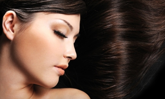 Divine Creations Hair Designs - Houston: $175 for a Brazilian Blowout at Divine Creations Hair Designs in Pearland