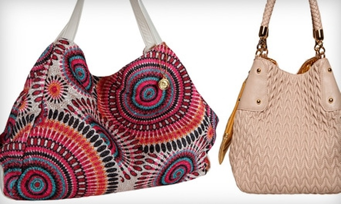 Just Jane Boutique: $25 for $50 Worth of Designer Handbags and Accessories from Just Jane Boutique