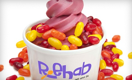 5-Yogurt Punch Card - Rehab in West Nyack