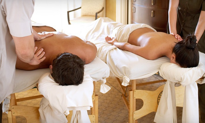 Bodique Mind & Body Wellness - Northwest Side: $99 for a Romantic Couples-Massage Package and Two $25 Gift Certificates at Bodique Mind & Body Wellness ($210 Value)