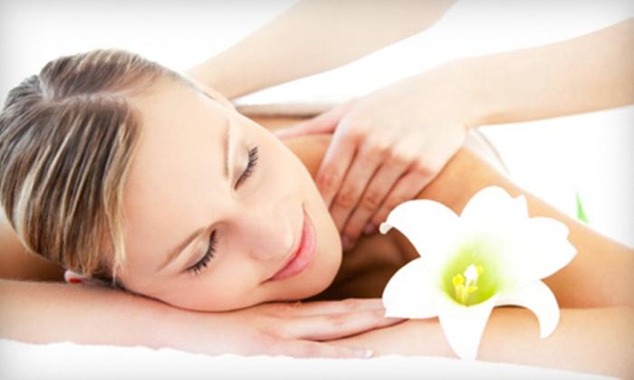 Esea Skincare and Salon - East Sacramento: Four, Six, or Eight One-Hour Massages at Esea Skincare and Salon