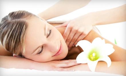 Esea Skincare and Salon: 4 One-Hour Massages - Esea Skincare and Salon in Sacramento
