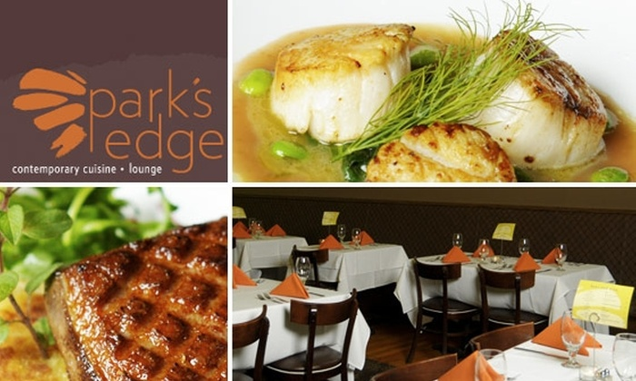 Park's Edge - Inman Park: $15 for $35 Worth of Food and Drink at Park's Edge