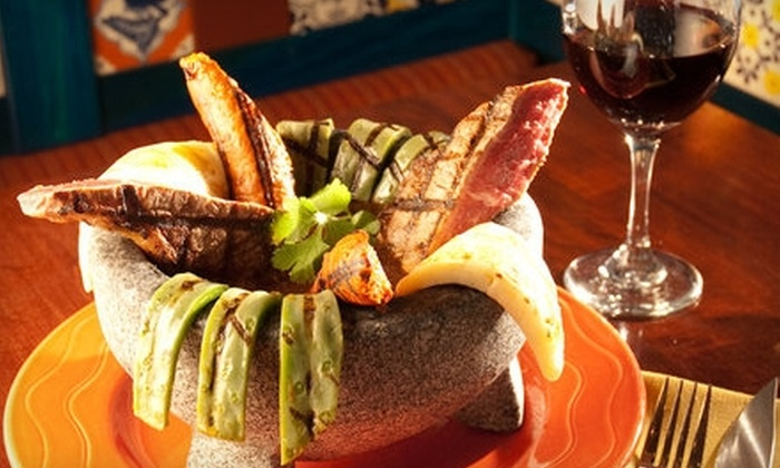 Salsa 17 - Arlington Heights: $20 for $40 Worth of Mexican Fare and Drinks at Salsa 17 in Arlington Heights