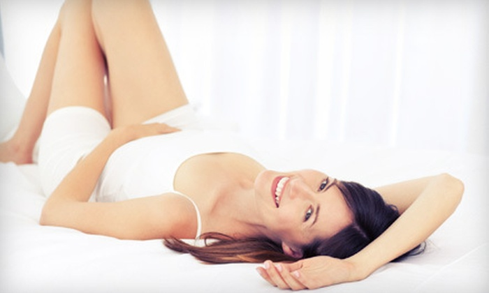 New Looks Wellness Spa & Salon - Tucson: Three Laser Hair-Reduction Treatments at New Looks Wellness Spa & Salon (Up to 73% Off). Four Options Available.