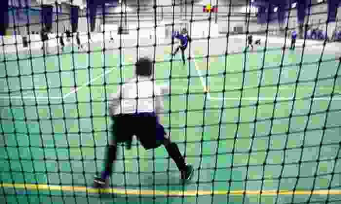 New York Indoor Sports Club - New York: $49 for $110 Worth of Indoor Soccer at New York Indoor Sports Club