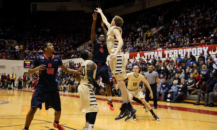 Detroit Titans - Calihan Hall: Detroit Titans vs. Northern Kentucky, Wright State, Green Bay, and Milwaukee (January 31–February 13)