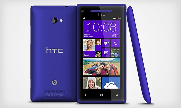 $339.99 for an HTC 8X LTE Smartphone. Free Shipping