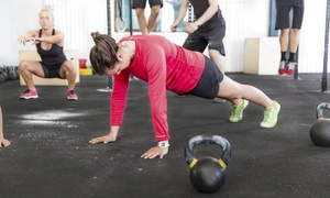 KettleFlex Fitness: 5 or 10 Drop-In Classes or One-Month Unlimited Classes at KettleFlex Fitness (Up to 63% Off)
