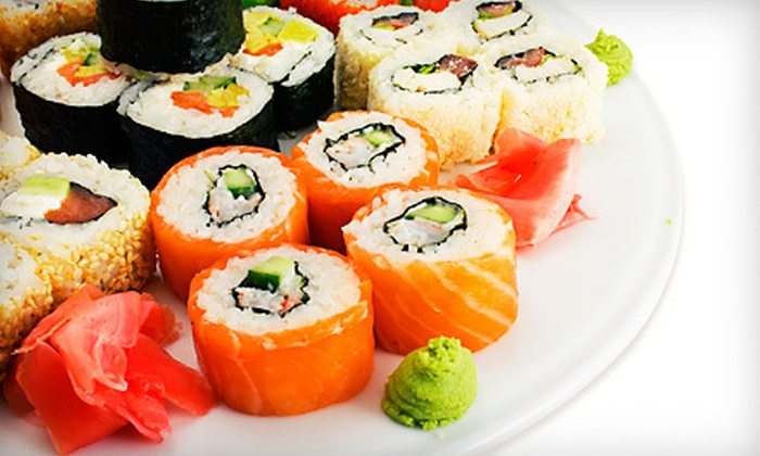Jesse Wong's Kitchen - Cockeysville: Sushi and Asian Food at Jesse Wong's Kitchen (Up to 51% Off)