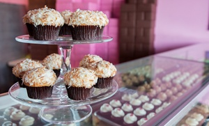 Frostings Bake Shop: $16 for One Dozen Cupcakes at Frostings Bake Shop ($30 Value)