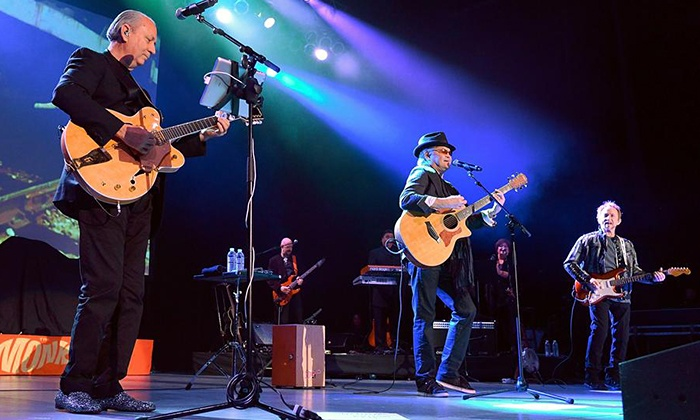 The Monkees - Fox Theatre Detroit: The Monkees at Fox Theatre Detroit on Friday, May 30, at 7:30 p.m. (Up to 50% Off)