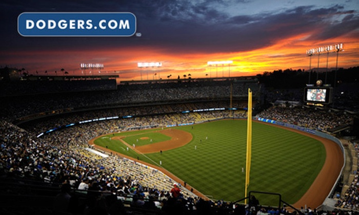 Los Angeles Dodgers - Echo Park: Los Angeles Dodgers Game at Dodger Stadium on August 31 or September 1 or 2 (Up to 40% Off)