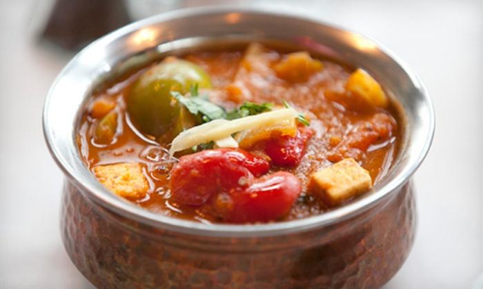 Urban Tandoor Indian Grill & Bar - Long Grove: Indian Dinner Cuisine on Monday—Thursday or Friday–Sunday at Urban Tandoor Indian Grill & Bar (Half Off)