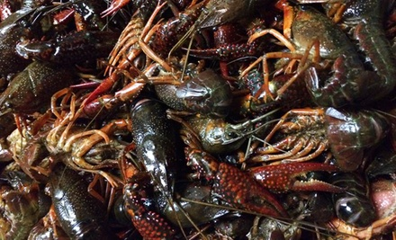 $20 or $40 Worth of Cajun Food at Cravin' Cajun