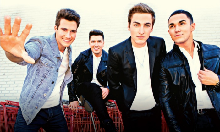 Big Time Rush - House of Blues Houston: $31 to See Big Time Rush at Bayou Music Center on Saturday, February 8, at 8 p.m. (Up to $63.58 Value)
