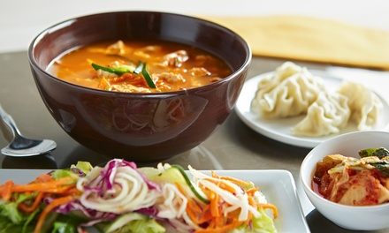 Korean Cuisine for Two or Four or More Adults at Joong Mi (Up to 43% Off)