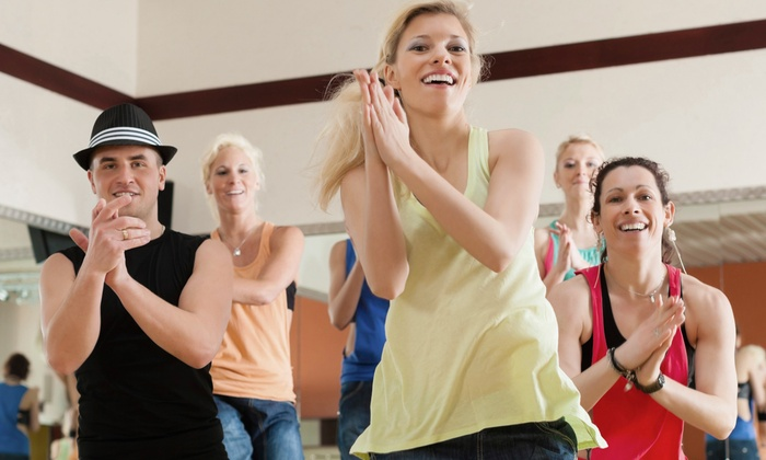 Studio 65 - Fresno: 10 or 20 Zumba Classes at Studio 65 (Up to 58% Off)