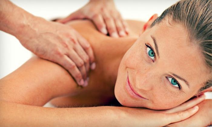 Pure SKN - Lofts on 9: $40 Toward Organic Facials and Massages