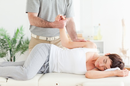 Chiropractic Exam with One or Three Adjustments, or Spinal Decompression at Brodwyn & Associates (Up to 77% Off)