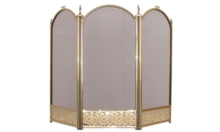 Fire Vida Fireplace Screens In Choice of Design from £9.98 With Free Delivery