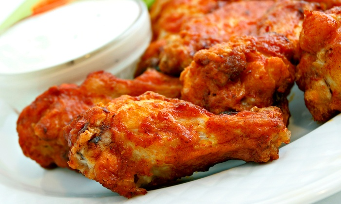 Wing Kingz - Wyoming: $12 for Three Groupons, Each Good for $7 Worth of Cuisine at Wing Kingz ($21 Total Value)