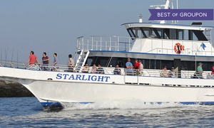 The Starlight Fleet: Four-Hour Deep-Sea Fishing Trip for Two or Four with Rods, Reels, and Bait from Starlight Fleet (Up to 48% Off)