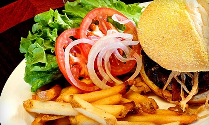 Midtown Grill - Bonney Lake: $15 for $32 Worth of American Fare and Drinks at Midtown Grill in Bonney Lake